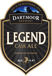 Legend Cask Ale