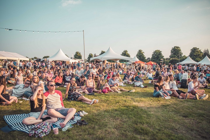 Win tickets to Pub in the Park!