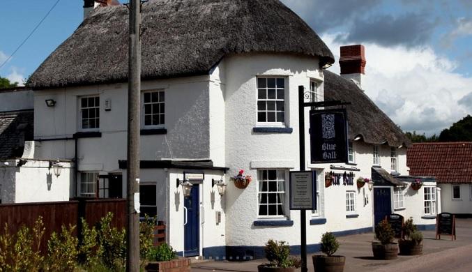 Pub of the Week:  The Blue Ball Inn