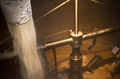 Brewing at Dartmoor Brewery