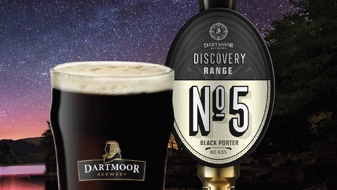 Try our new Black Porter