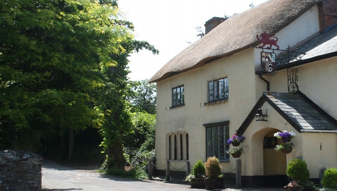 Pub of the Week:  The Drewe Arms, Broadhembury