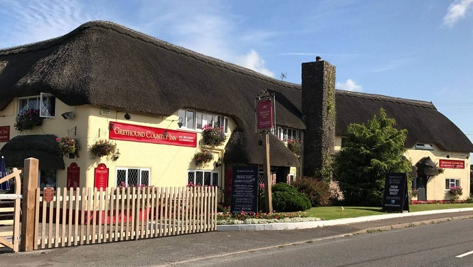 Pub of the Week:  The Greyhound Country Inn