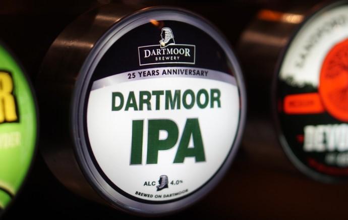 Key IPA from Dartmoor Brewery