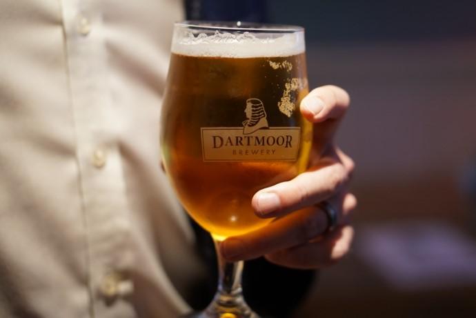 Dartmoor Brewery Keg IPA