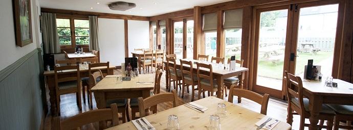 Bar at Ashill Inn
