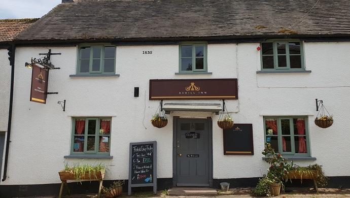 Pub of the Week:  The Ashill Inn