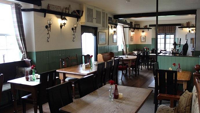 The Avon Inn bar