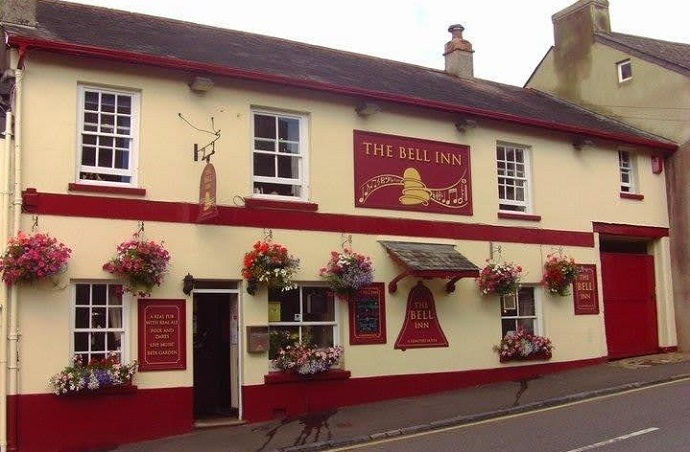 Outside view of pub
