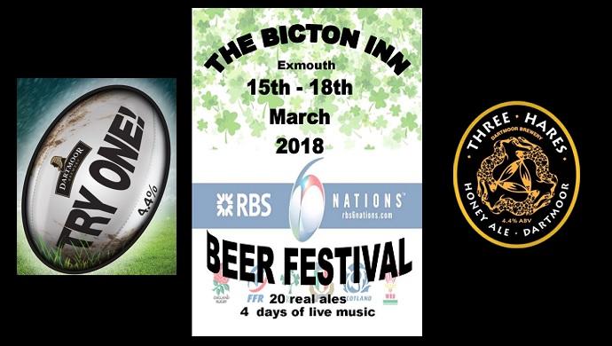 Bicton Inn Beer Festival