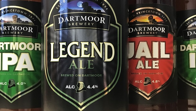 Give a Gift from Dartmoor Brewery