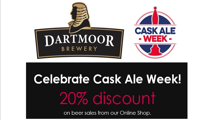 20% Off for Cask Ale Week