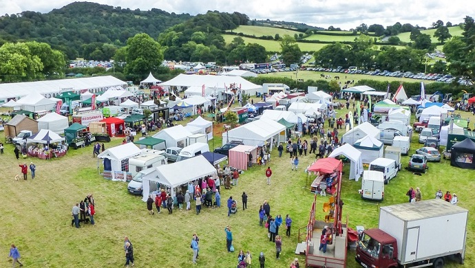 See you at the Chagford Show