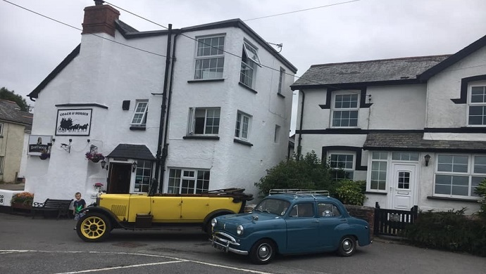 Pub of the Week:  The Coach and Horses