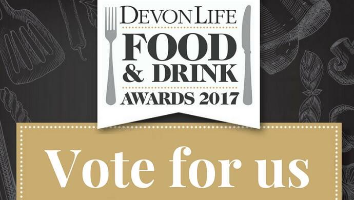 Devon Life Food & Drink Awards
