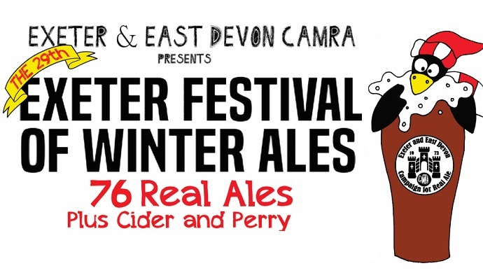 Exeter Winter Ale Fetival