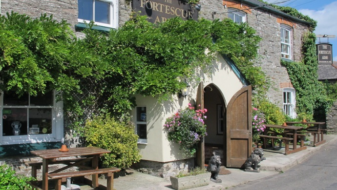 Pub of the Week:  The Fortescue Arms
