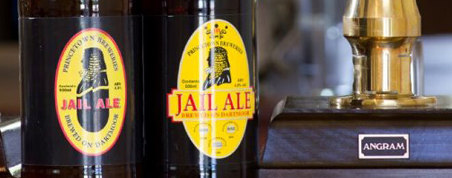Introducing Jail Ale