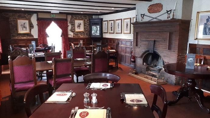 Pub of the Week:  The Hoops Inn