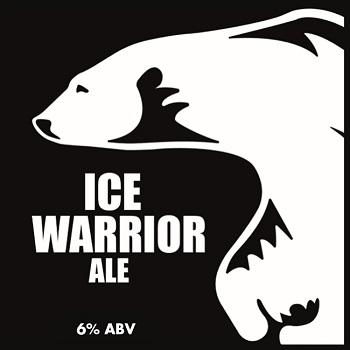 ice warrior ale logo