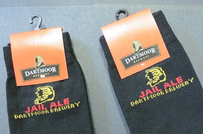 Get your Dad some Jail Ale socks!