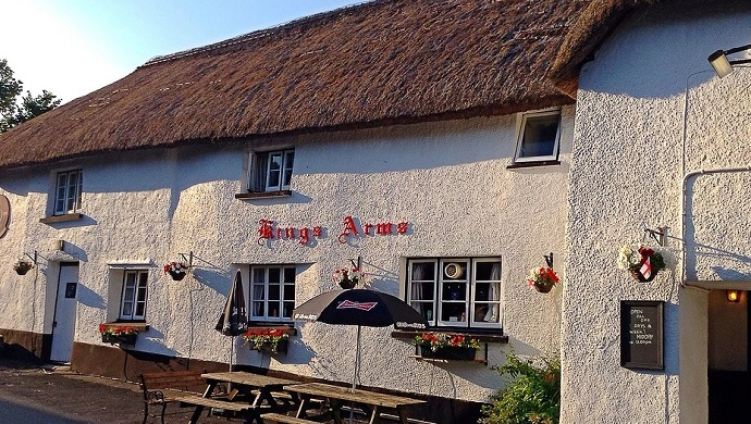 Pub of the Week:  The Kings Arms