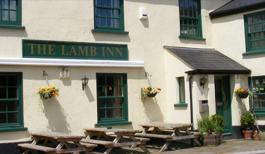 Pub of the Week:  The Lamb Inn