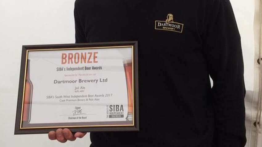 Award Winning Jail Ale