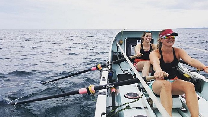Row for the Ocean - preparing for the epic challenge