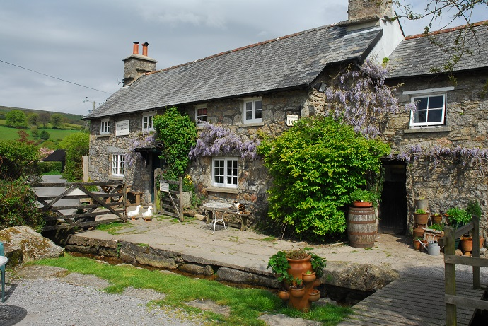 Pub of the Week:  The Rugglestone Inn