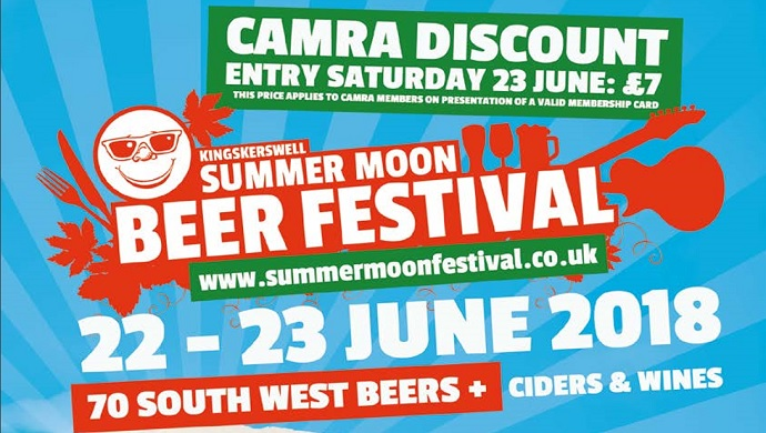 Summer Moon - a great little festival!