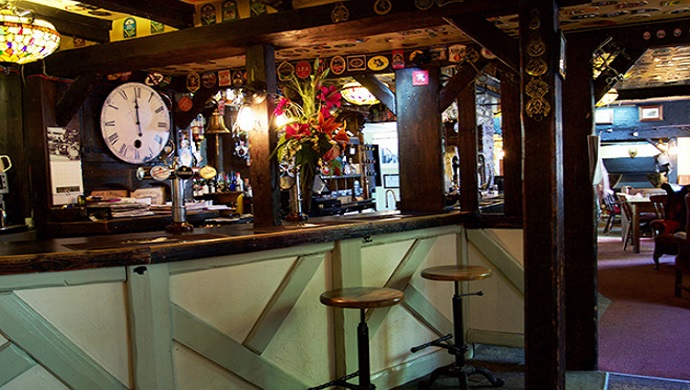 Pub of the Week:  The Wild Goose