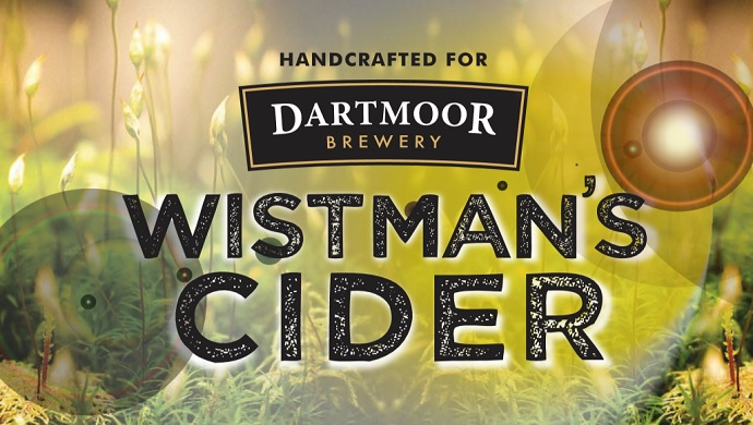 Wistman's Cider - a classic Devon cider from Dartmoor Brewery