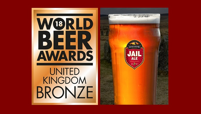 Jail Ale is World Class - it's official!